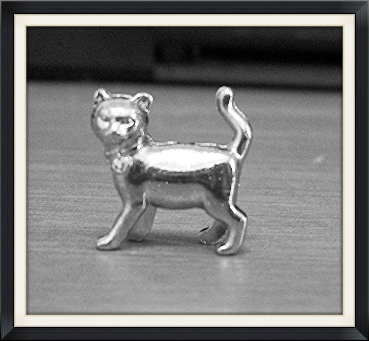 New Monopoly Cat Token