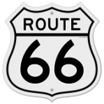 route-66-sign