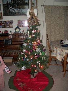 100_2749N Christmas tree in light