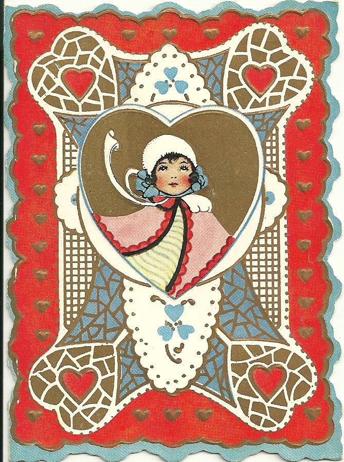 Valentine early 1920's