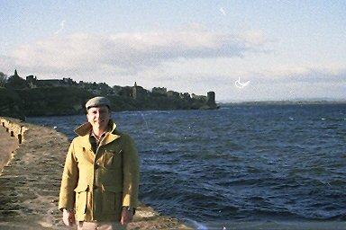 Me in Scotland