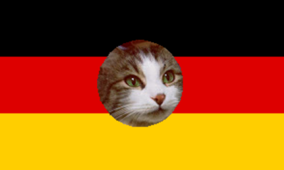 Zeke German flag