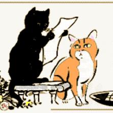 feline cafe header cats
