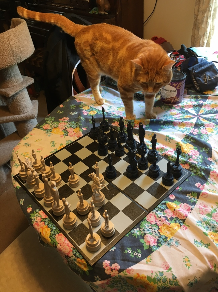 Scooby chess