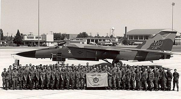 391st AMU 1990