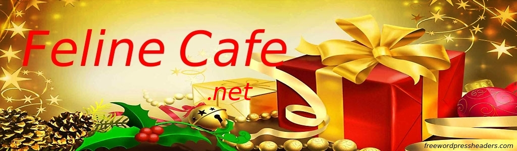 feline cafe christmas header