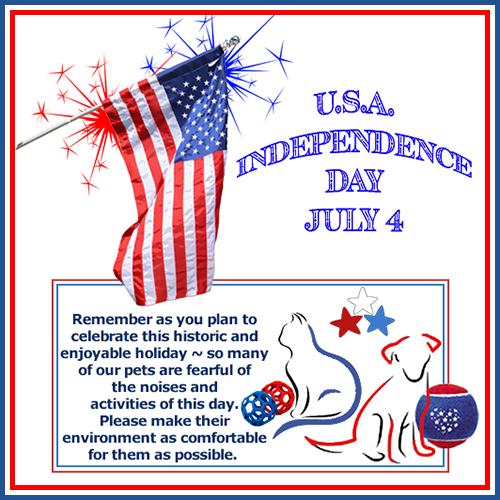 Independence Day by Ann Adamus